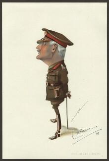 Edmund Henry Hynman Allenby, 1st Viscount Allenby, by Lester Howard Sacré - NPG D33964