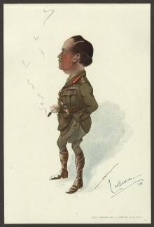 Sir John Steven Cowans, by Lester Howard Sacré, published 1918 - NPG D33970 - © estate of Lester Howard Sacré / National Portrait Gallery, London