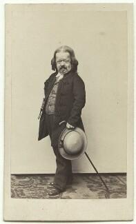 Johann Wilhelm Preyer, by Unknown photographer - NPG Ax17203