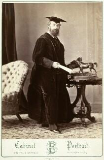 Edward Robert Bulwer-Lytton, 1st Earl of Lytton, by Bourne & Shepherd, 1877 - NPG x13102 - © National Portrait Gallery, London