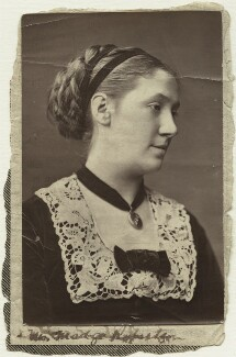 Madge Kendal, by Unknown photographer - NPG x19103