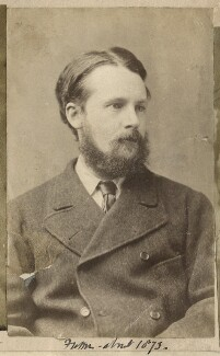 Frederic William Henry Myers, by Sarony & Co - NPG Ax68318