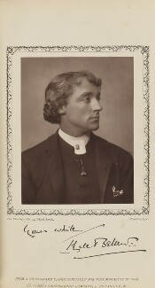 Harold Kyrle Bellew, by St James's Photographic Co, published by  Charles Dickens & Evans - NPG Ax35627