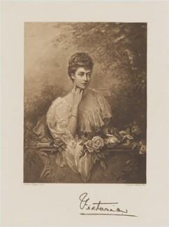 Princess Victoria of Wales, by Frederick John Jenkins, after  Edward Hughes - NPG D33981