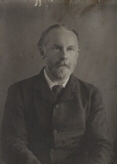 Frederic William Henry Myers, by Eveleen Myers (née Tennant) - NPG Ax68408