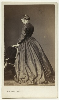 Lady Sarah Isabella Spencer, by Robert Jefferson Bingham - NPG x132246