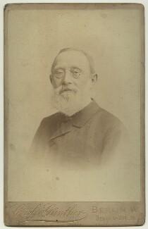 Rudolf Ludwig Karl Virchow, by Carl Günther - NPG x132251