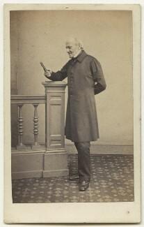 Edward Bishop Elliott, by James Holroyd, 1860s - NPG x132252 - © National Portrait Gallery, London
