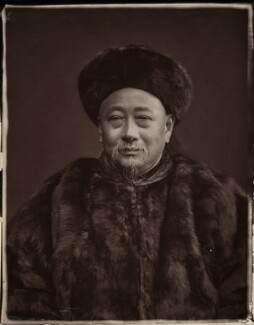 Kuo Sung-tao, by Lock & Whitfield, 1880 or before - NPG x132257 - © National Portrait Gallery, London