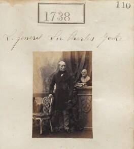 Sir Charles Yorke, by Camille Silvy - NPG Ax51129