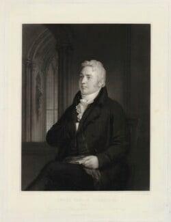 Samuel Taylor Coleridge, by Samuel Cousins, after  Washington Allston, published 1854 - NPG D34029 - © National Portrait Gallery, London