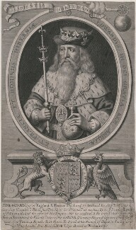 King Edward III, possibly by Robert Sheppard - NPG D33899