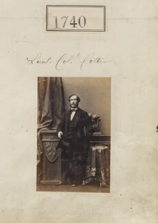 George Sackville Cotter, by Camille Silvy - NPG Ax51131