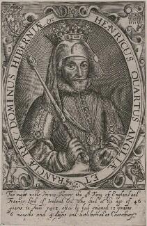 King Henry IV, probably by Renold or Reginold Elstrack (Elstracke), published 1638 - NPG D33904 - © National Portrait Gallery, London