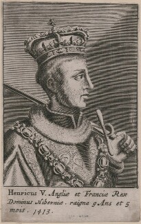 King Henry V, after Unknown artist - NPG D33910