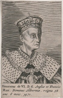 King Henry VI, after Unknown artist - NPG D33914