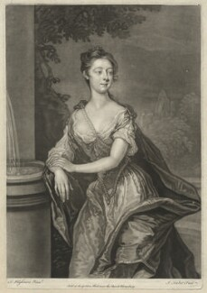 Probably Jane Collier, by John Faber Jr, after  Joseph Highmore - NPG D34034