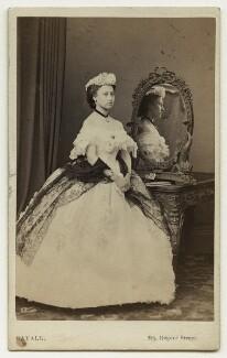 Princess Louise Caroline Alberta, Duchess of Argyll, by John Jabez Edwin Mayall - NPG x132282