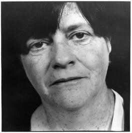 Ann Widdecombe, by Simon James - NPG x87832