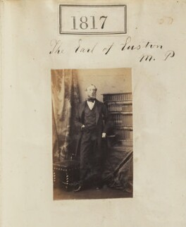 William Henry FitzRoy, 6th Duke of Grafton, by Camille Silvy - NPG Ax51208