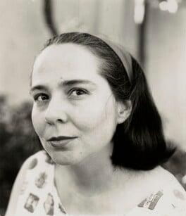 Vilma Espín Guillois, by Ida Kar - NPG x132298