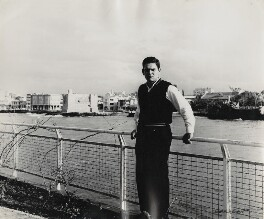 Lisandro Otero González, by Ida Kar - NPG x132305