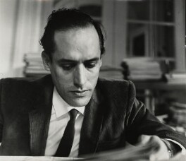 Roberto Fernández Retamar, by Ida Kar - NPG x132314