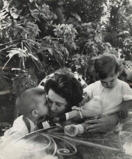 Abel Hart Santamaría; Haydée Santamaría Cuadrado; Celia Hart Santamaría, by Ida Kar - NPG x132316