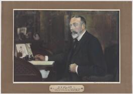 King George V, published by Illustrated London News, after  E.O. Hoppé - NPG D34017