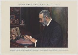 King George V, published by Illustrated London News, after  Bernard Munns, after  E.O. Hoppé - NPG D34019