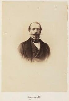 Napoléon III, Emperor of France, after Disdéri - NPG Ax7267