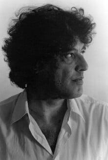 Tom Stoppard, by James F. Hunkin - NPG x87218