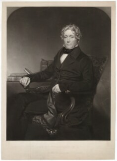 John Conolly, by William Walker, after  Sir John Watson-Gordon - NPG D34075