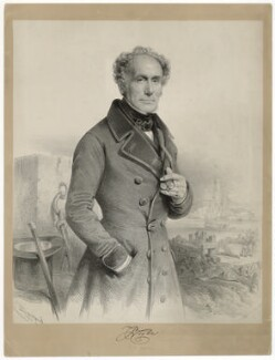 Thomas Potter Cooke, by Charles Baugniet - NPG D34099