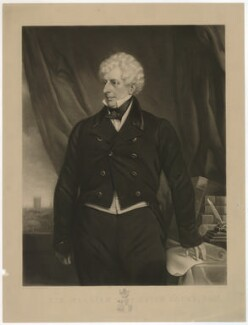 Sir William Bryan Cooke, 8th Bt, by Thomas Lewis Atkinson, after  William Beetham - NPG D34102