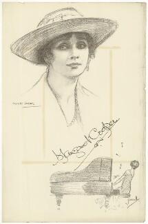 Margaret Gernon Cooper, after Charles Buchel (Karl August Büchel), and after  John Hassall - NPG D34109