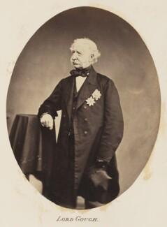 Hugh Gough, 1st Viscount Gough, by Unknown photographer - NPG Ax7332