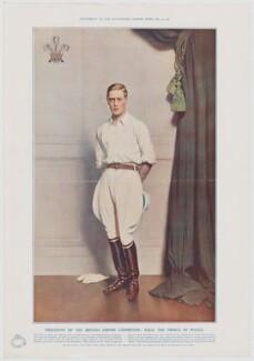 Prince Edward, Duke of Windsor (King Edward VIII), published by Illustrated London News, after  John St Helier Lander - NPG D34117