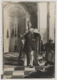 King George VI, after Sir Gerald Kelly - NPG D34122