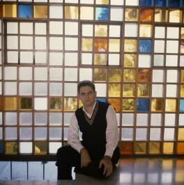 Lisandro Otero González, by Ida Kar, 1964 - NPG x132347 - © National Portrait Gallery, London