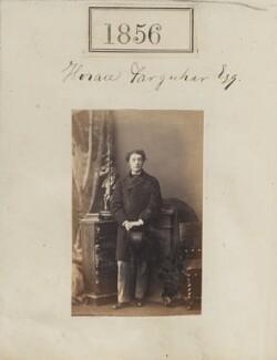 Horace Brand Farquhar, 1st Earl Farquhar, by Camille Silvy - NPG Ax51246
