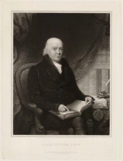 Adam Cottam, by William Overend Geller, after  Thomas Henry Illidge - NPG D34153