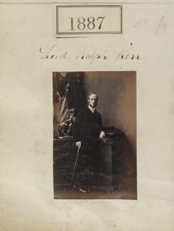 Lord Ralph Drury Kerr, by Camille Silvy - NPG Ax51279