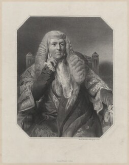 Charles Pepys, 1st Earl of Cottenham, by Maclure, Macdonald & Macgregor, after  Henry Perronet Briggs - NPG D34154