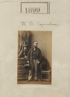 William Backwell Tyringham, by Camille Silvy - NPG Ax51291