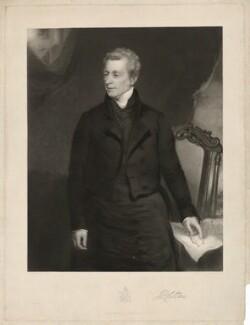 James Henry Cotton, by Samuel Bellin, after  Hugo Jones - NPG D34161