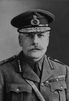 Douglas Haig, 1st Earl Haig, by Bassano Ltd, copy by  Bassano Ltd - NPG x175773