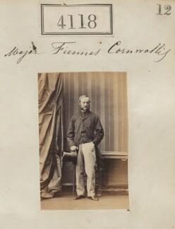 Fiennes Cornwallis, by Camille Silvy - NPG Ax54133