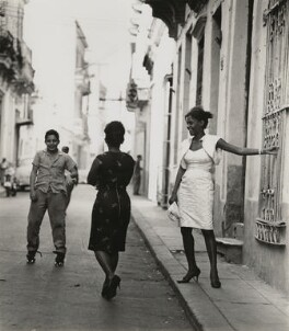 'Old Havana', by Ida Kar, 1964 - NPG  - © National Portrait Gallery, London