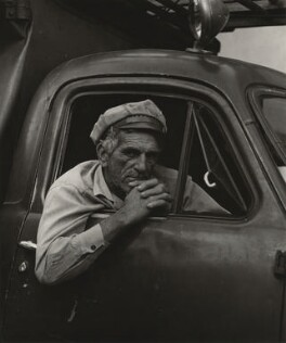 'Cuban workman', by Ida Kar, 1964 - NPG  - © National Portrait Gallery, London